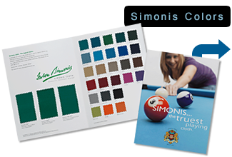 View Simonis Cloth Colors